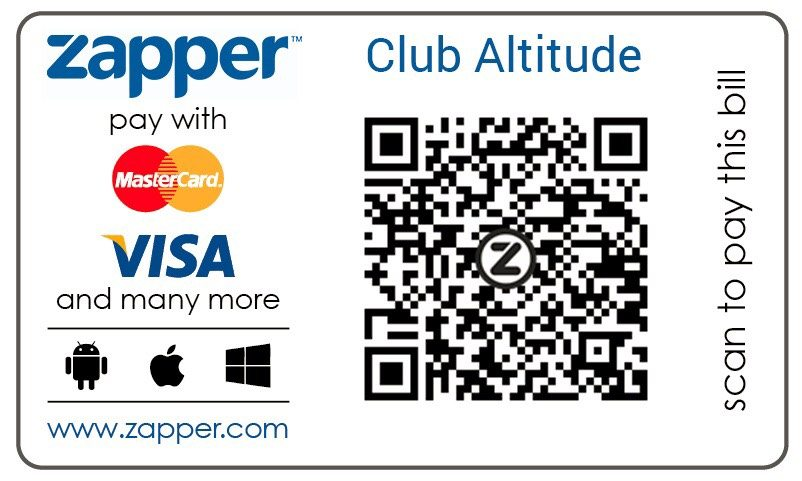 Club Altitude Zapper